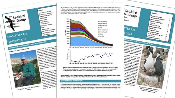 Seabird Group publications